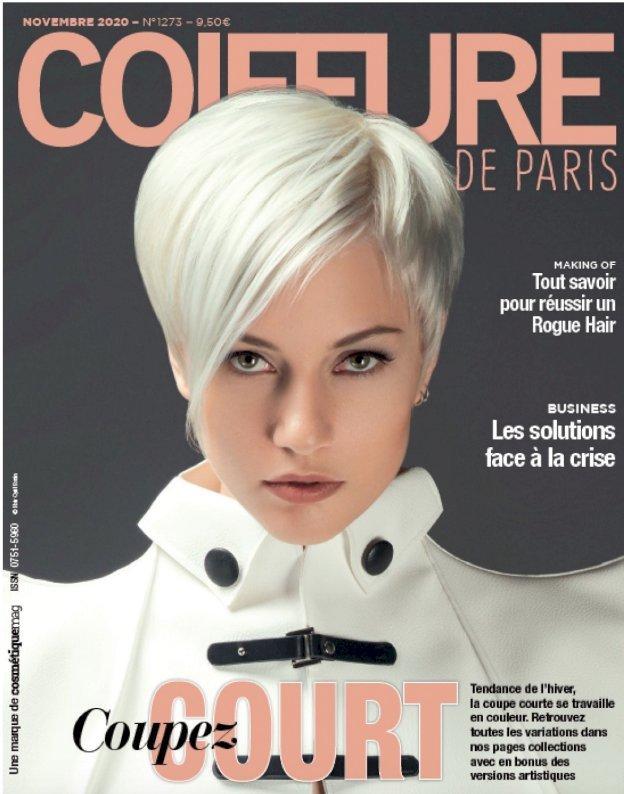 magazine coiffure de paris