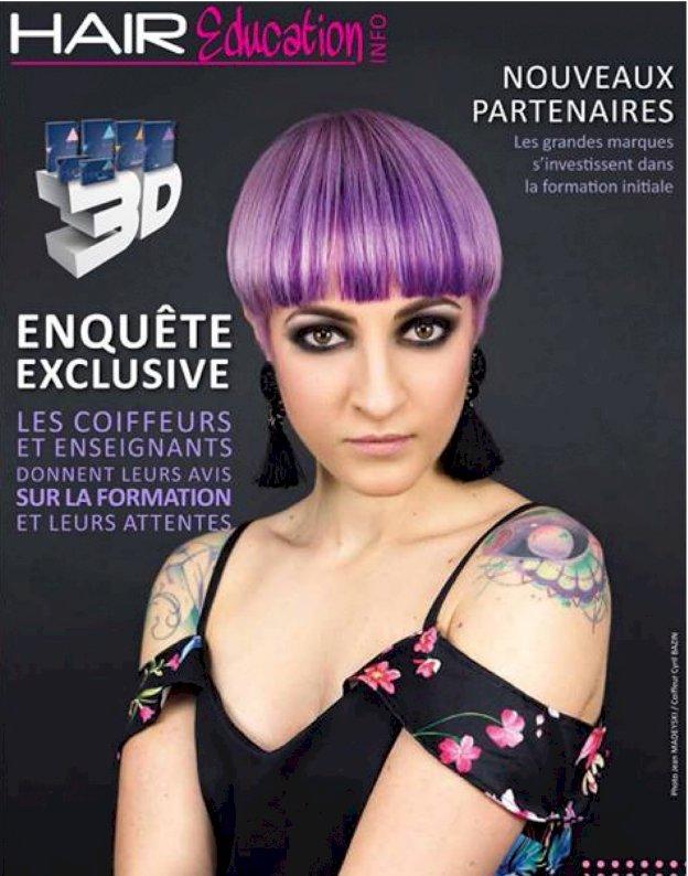 haïr académie Nantes