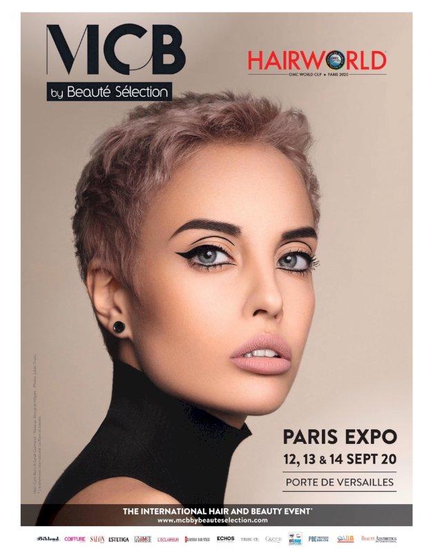 mondial coiffure beauté paris